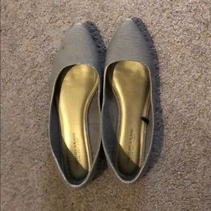 Christian Siriano gently used flats, Size 12